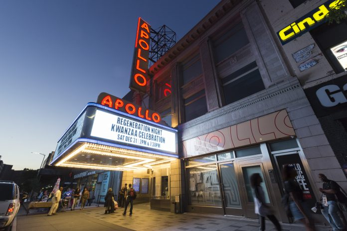 l'Apollo Theater