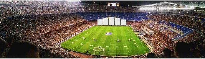 Barcellona Camp Nou